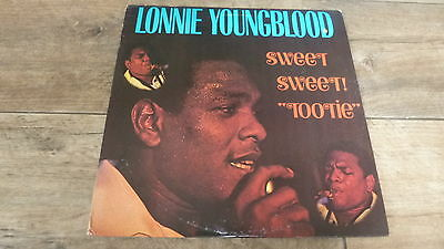 Lonnie Youngblood - Sweet Sweet Tootie 1973 USA LP TURBO 1st FUNK/NORTHERN SOUL