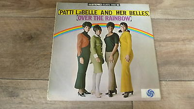 Patti Labelle and Her Belles - Over The Rainbow 1966 USA LP ATLANTIC 1st STEREO