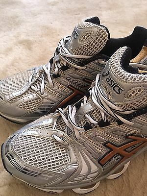Asics Trainers Size EUR 41.5