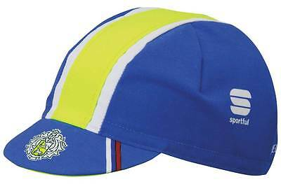 TINKOFF SAXO PRO CYCLING TEAM BIKE CAP by SPORTFUL Contador Made in Italy - Blue