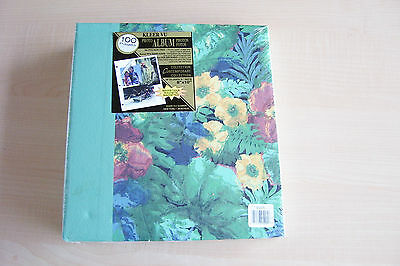 Kleer Vu Photo Album, Magnetic, 100 Pages, No Pvc-Acid Free, New / Sealed
