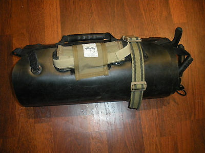 Used Tactical Medical Solutions Foxtrot Litter Military Compact Stretcher