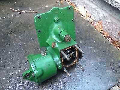 Lister D Spec 26 Stationary Engine. Governor Assembly