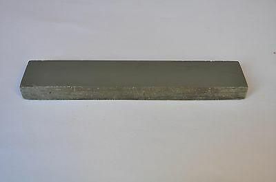 Very old large lg Thuringian straight razor water hone super stone Escher & Co?