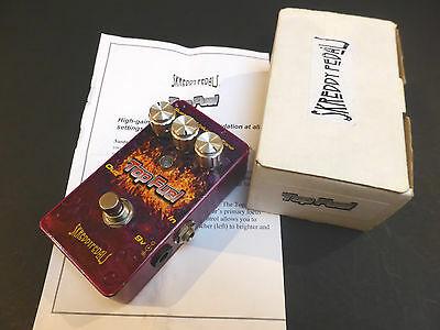 Skreddy Pedals™ Top Fuel: Distortion Effects Pedal