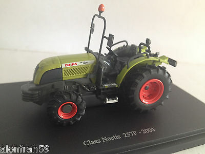 Tractor Claas Nectis 257 F  - 2004 1/43 NEW IN BOX