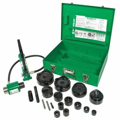 Greenlee 7310Sb Hand Pump Hydraulic Driver Punch Kit