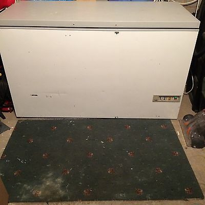 Candy Large Chest Freezer