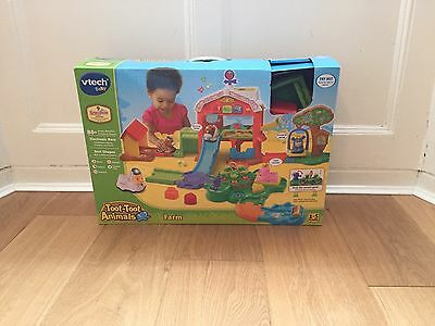 Vtech Baby/Toddler Toot Toot Animals Farm