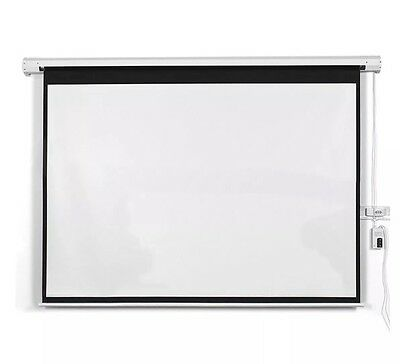 """100"""" Electric projector screen"""