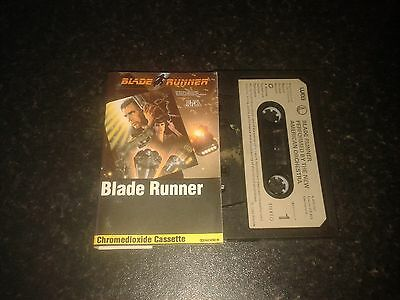 Bladerunner - The New American Orchestra Cassette Tape 1982 Wea