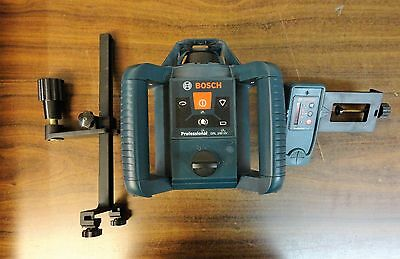 BOSCH Professional GRL 240 HV Rotary Laser and BOSCH LR 24 All in Perfect Order