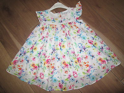 Girls Tunic Dress Age 2-3 Years From Marks And Spencer So Gorgeous
