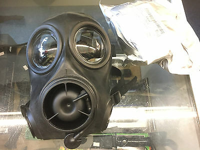 FM12 Twin Filter Respirator Mask SAS UKSF Special Forces  Size 2