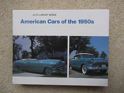 American Cars of the 1950's by Haynes Publishing Group (Hardback, 1987)