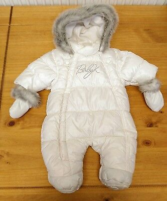 Baby K Girls Snowsuit Newborn/First Size Up to 10lb