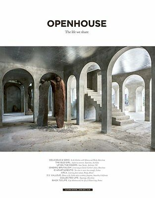 Openhouse Magazine Issue 6 - The life we share