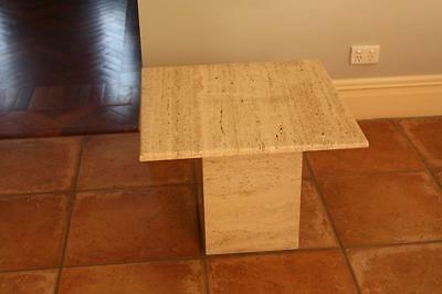 Travtine/ Marble Coffee Table/ Side table