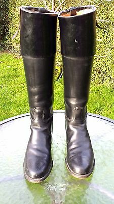 VERY RARE OPPORTUNITY to own a pair of DEHNER Ladies HUNTING BOOTS, VGC