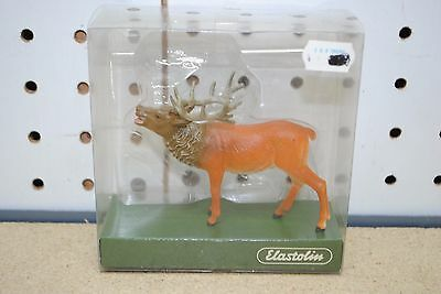 Elastolin by Preiser #5433 Stag - Bellowing *G-Scale* NEW