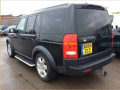 55 Land Rover Discovery 3 Tdv6 Aut 7Seats, Leather,sat Nav,panoramic Roof Xenons