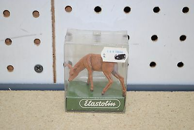Elastolin by Preiser #5437 Small Doe - Grazing with Head Down *G-Scale* NEW