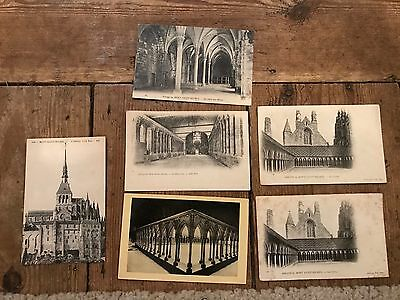 Early 1900s French Postcards - UNPOSTED