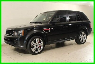 2013 Land Rover Range Rover Sport SC Limited Edition 2013 SC Limited Edition Used 5L V8 32V Automatic 4WD Premium