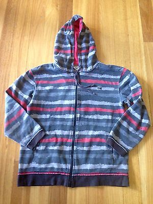 Piping Hot Boys Zip Hooded Jacket Size 16