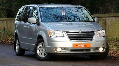 2008 58 Chrysler Grand Voyager 2.8 Crd Touring 5D Auto 161 Bhp Diesel