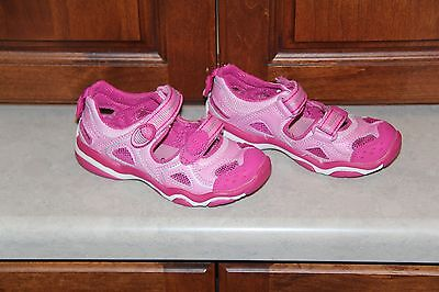Toddler Girl Stride Rite Pink Mary Jane Sandals size 10.5m