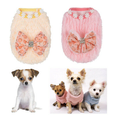 Cat Dog Hoodie Pet Clothes Coat Clothing For Chihuahua Teacup Yorkie