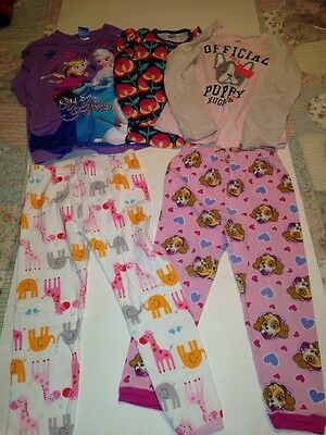Lot of Girls Clothing - Size 5T