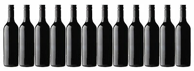 12 bottles (seconds) of South Australian mystery wines