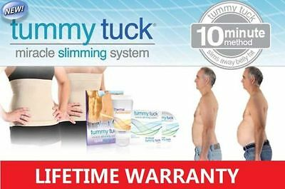 Tummy Tuck Miracle Slimming System Belt Size 1 2 or 3 NEW As Seen On TV