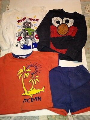 Lot of Boys Clothing Size 4T