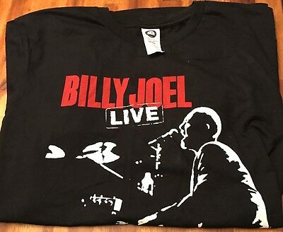 Billy Joel 2015 Concert T-Shirt