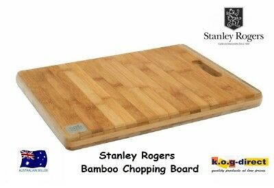 Stanley Rogers Kitchen Chopping Cutting Board 35Cm X 24Cm 5 Year Guarantee New