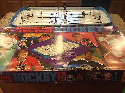 Coleco/Eagle Toys Pro-Stars 5165 Table Hockey Game From Late 60's