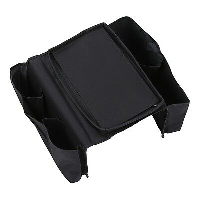 Large 6 Pocket Sofa Couch Arm Rest Remote Caddy Organiser I2W9 13HE