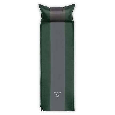 Air Sleeping Mat Airbed 5Cm Thick Self-Inflating Matress Camping Tent Bed