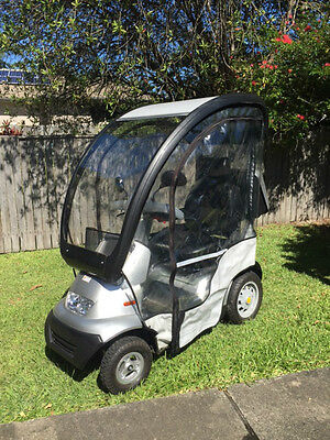 BREEZE-S4 Mobility Scooter