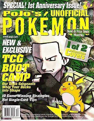 Pojo's Unofficial Pokemon News & Price Guide Monthly Dec 2000 Vol.2 No.2