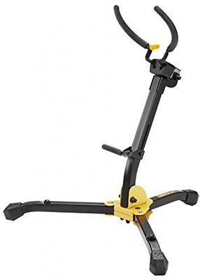 Hercules DS630BB Alto/Tenor Saxophone Stand With Auto Grip System