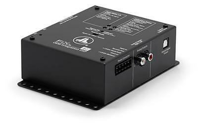 Car OEM Integration DSP with Time Correction and Digital EQ JL Audio FiX-82