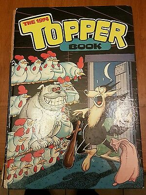 the topper annual 1974