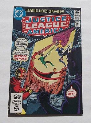 Justice League of America #199 Original Owner Collection $5 High Grade Superman