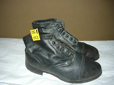 WW2 Type Soviet Jackboots Russian Army Military Boots Soldier USSR ОБ123