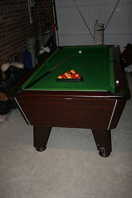 6x3 Pool Table - Excellent Condition