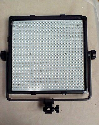 StudioPRO Studio Photography 600 S-600D LED Lighting Light Panel with stand